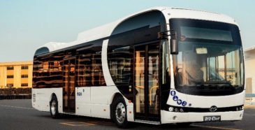 autobuses electricos byd